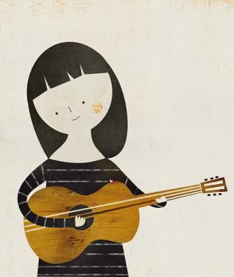 Ilustraciones Blanca Gómez - Cosas Mínimas