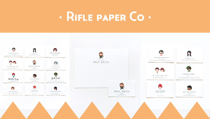 rifle paper co IV