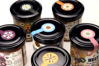 packaging miel