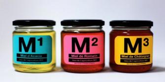 Packaging de miel