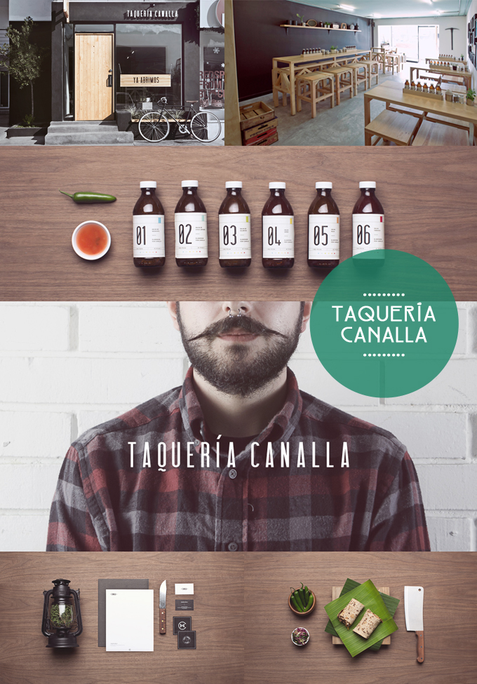 Taquería Canalla - Manifuesto Futura