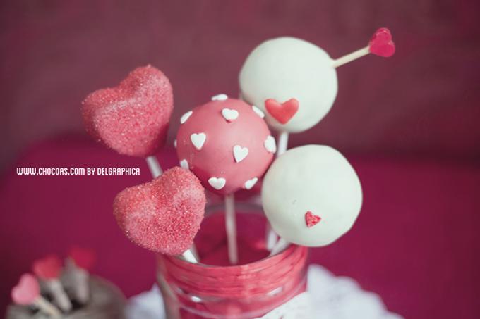 cakepops san valentin