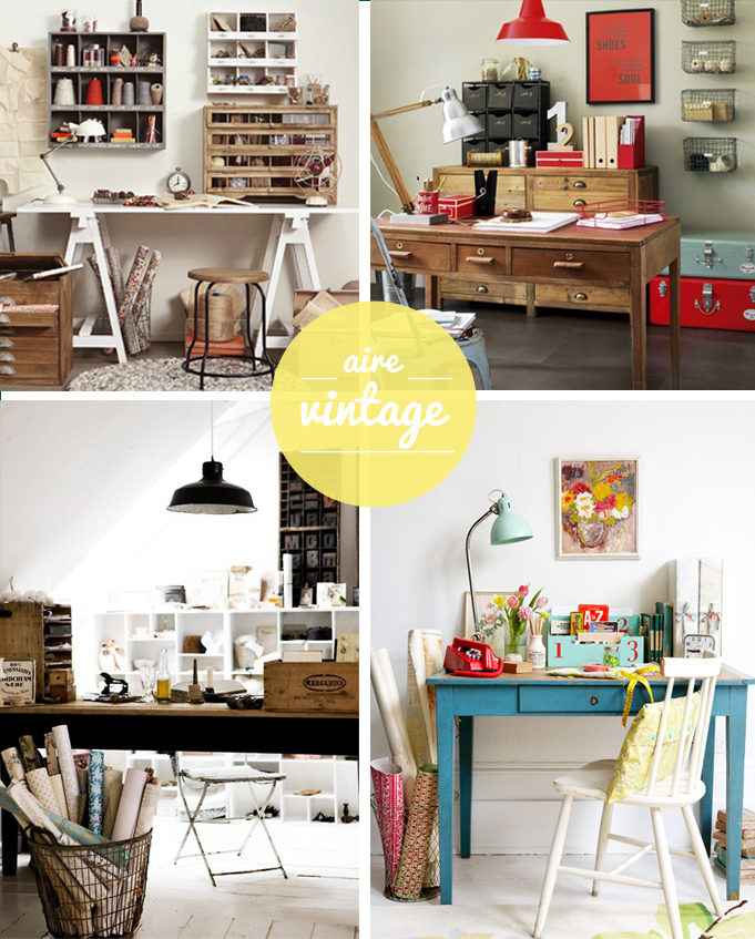 workspaces aire vintage