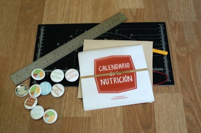 Calendario de Nutrición