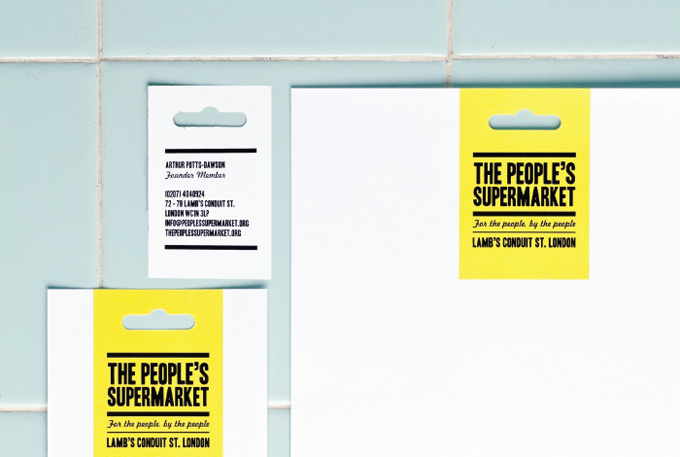 the peoples supermarket - papeleria