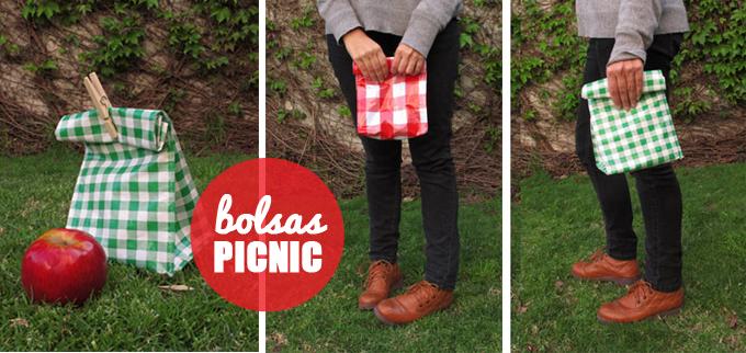 bolsas picnic