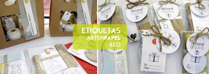 etiquetas artenpapel&co