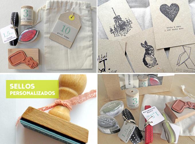 sellos personalizados artenpapel&co