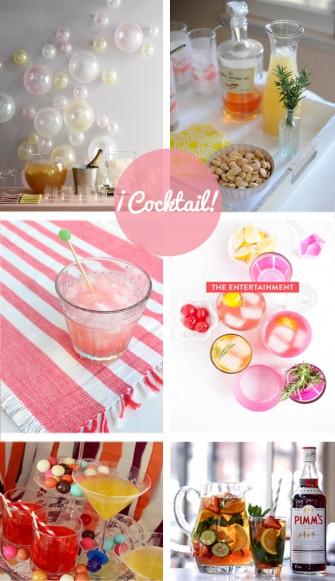ideas fiesta coctel