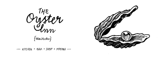 logo the oyster inn