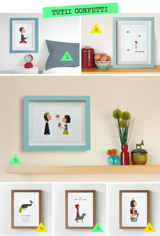 Posters bonitistas para paredes contentas bonitismos - Posters para pared ...