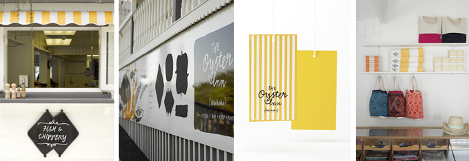 tienda - the oyster inn
