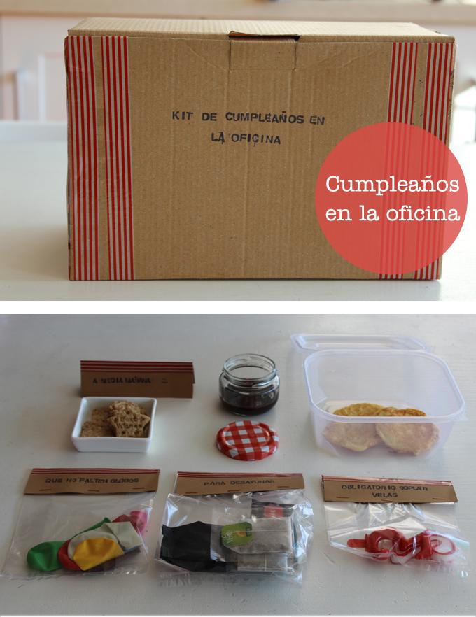 cumpleaños oficina kit 1