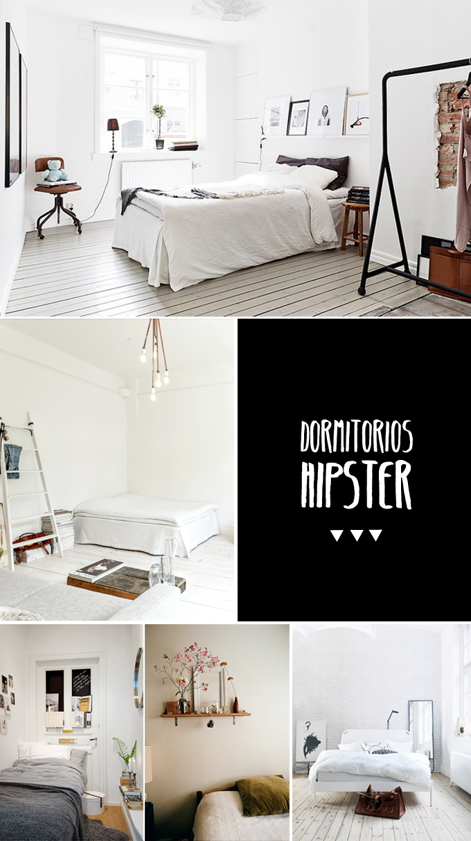 decoración hipster