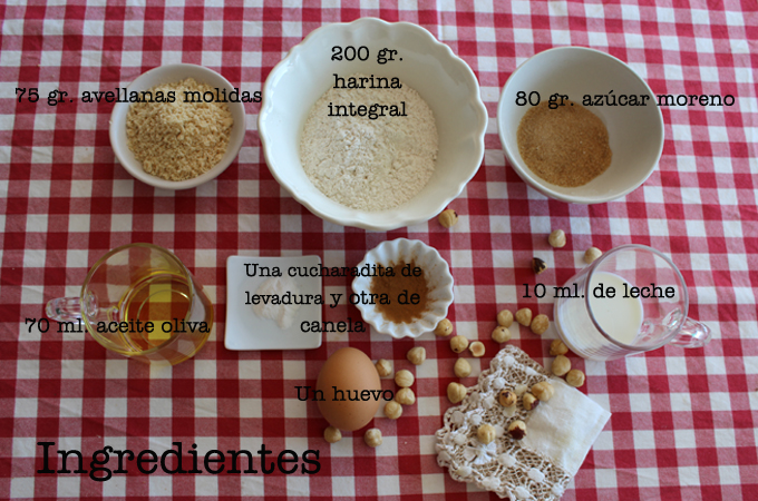 galletas integrales ingredientes