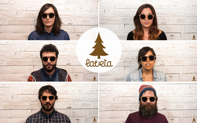 lookbook gafas laveta