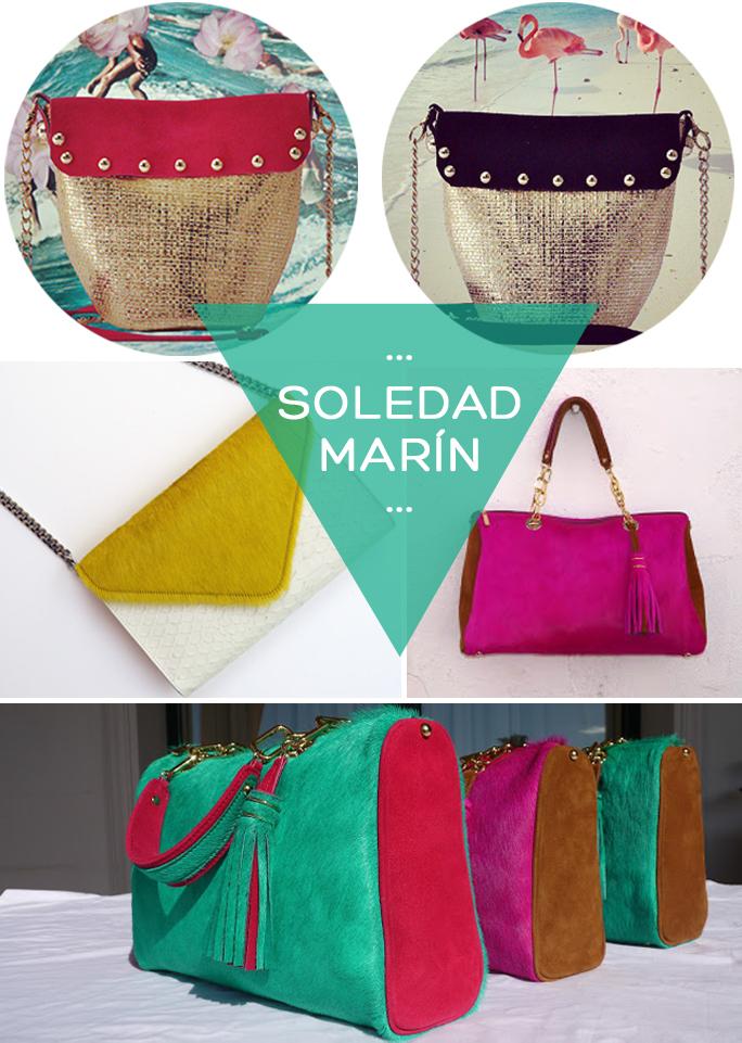 Soledad Marin bolsos
