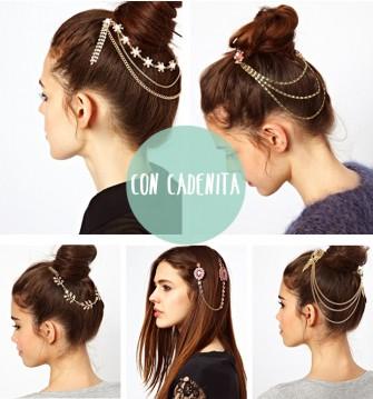 cadena pelo
