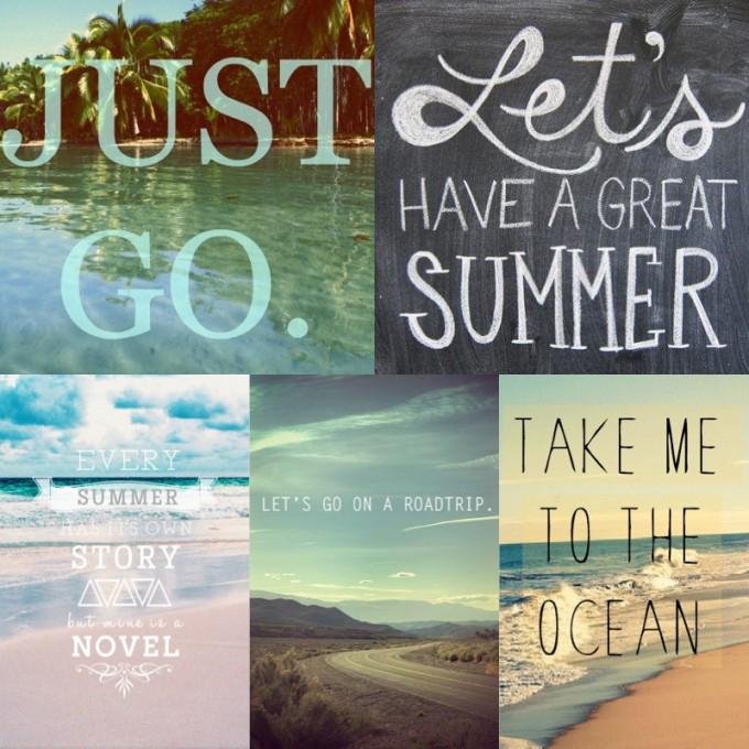 frases buen rollo verano