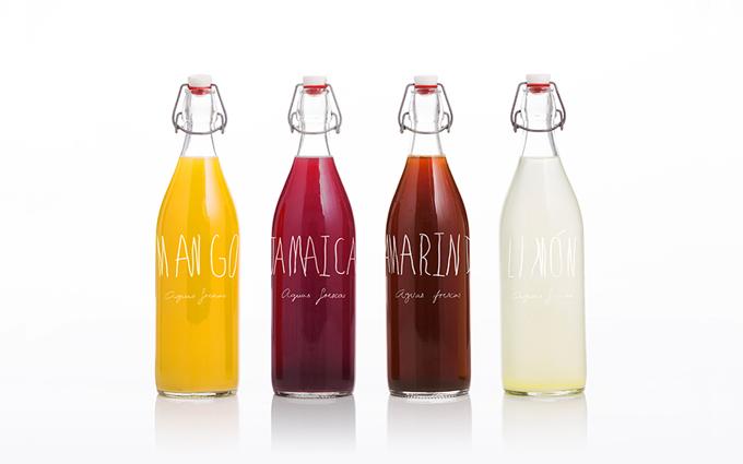 packaging zumos -santa cruz
