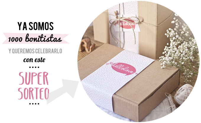 sorteo bonitismos caja hello love