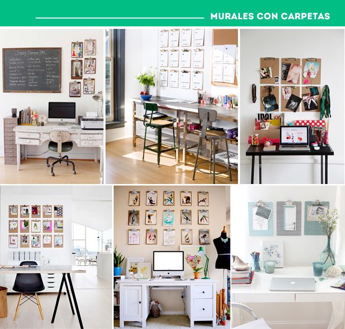 WORKSPACES - MURALES CARPETAS