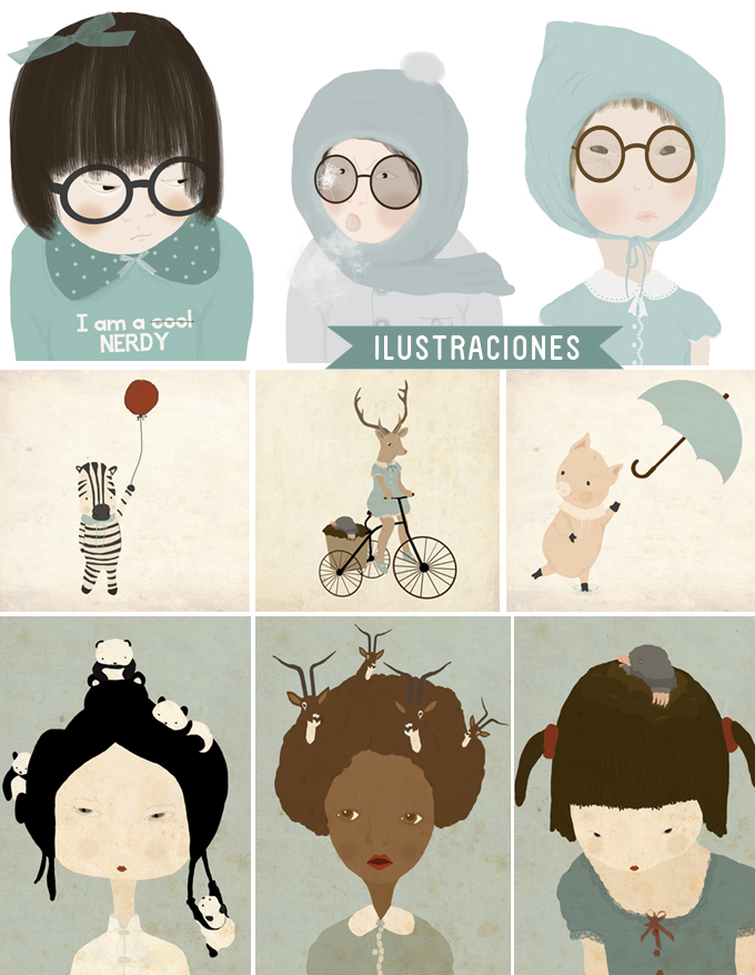 ilustraciones little hands
