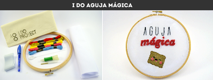 I DO AGUJA MAGICA