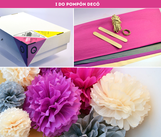 I DO POMPON DECO