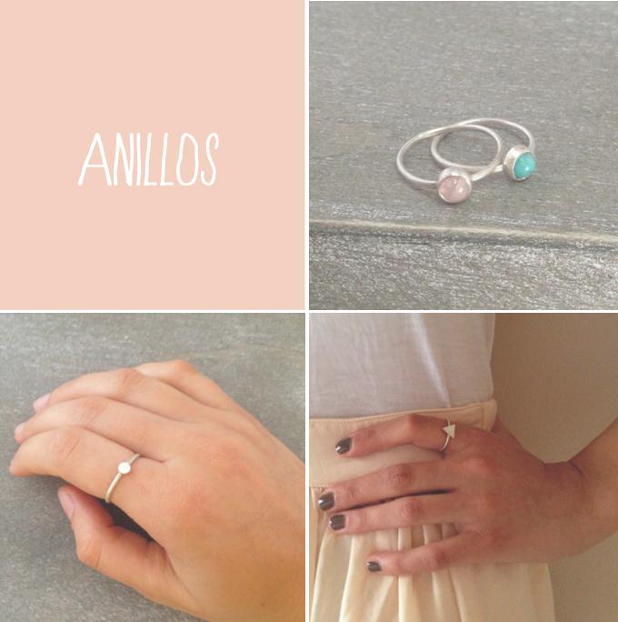 boheme joyas - anillos