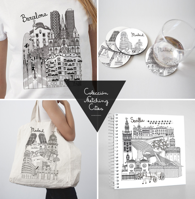 coleccion sketching cities