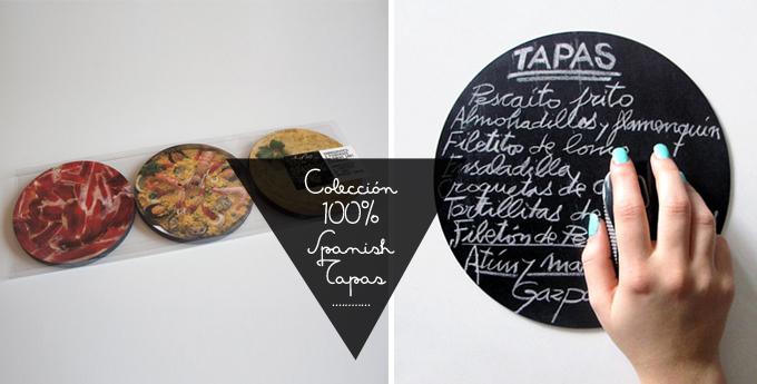 coleccion spanish tapas