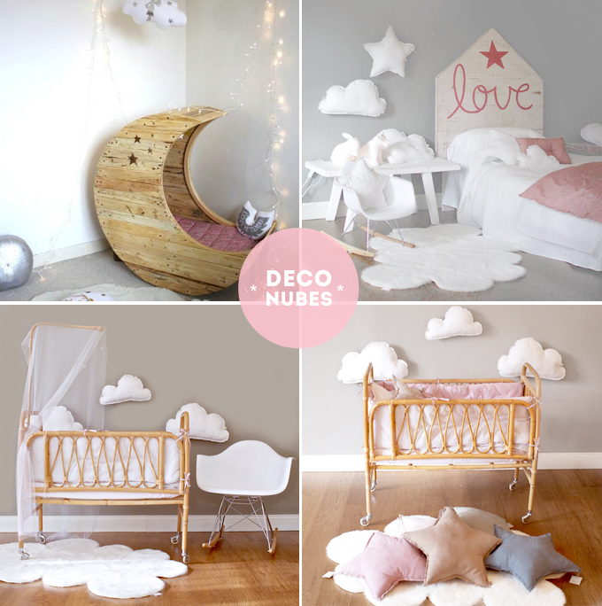 Decoraci n habitaci n beb for Manualidades decoracion bebe