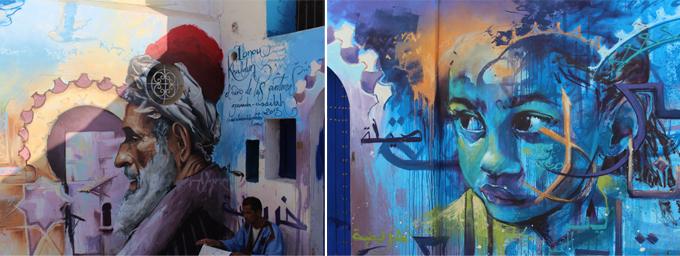 murales de Asilah