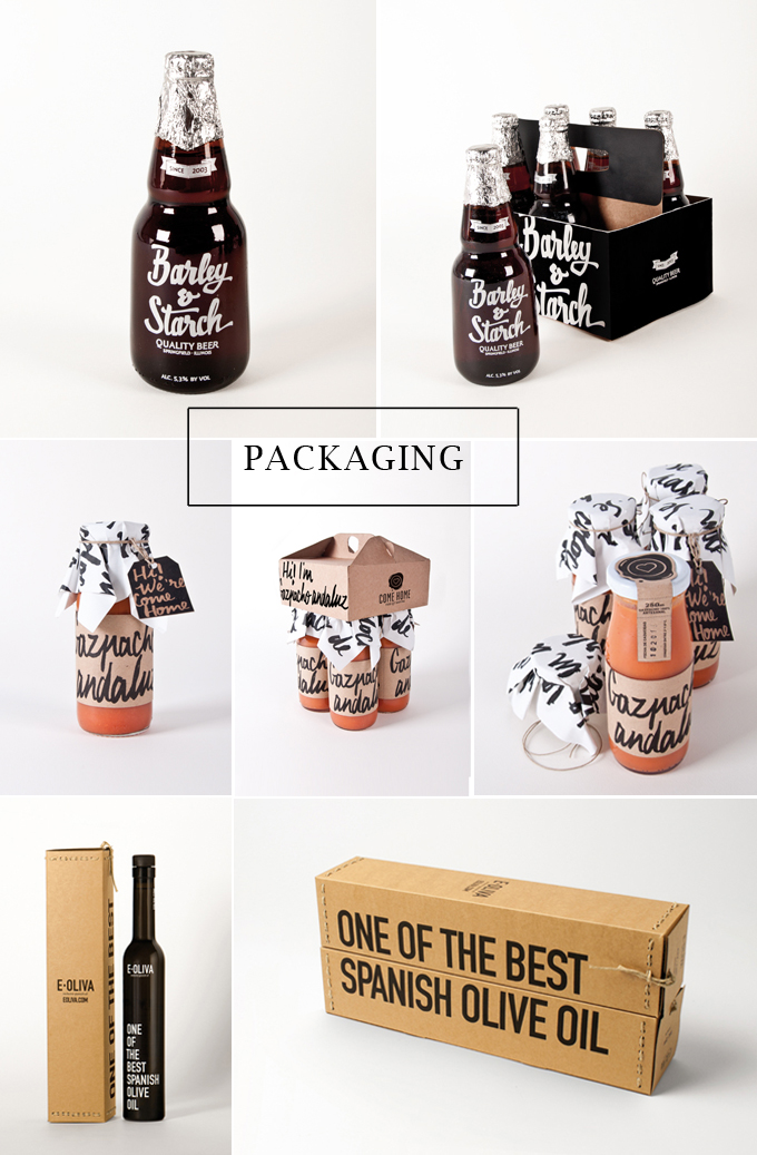 packaging - Javier Jabalera