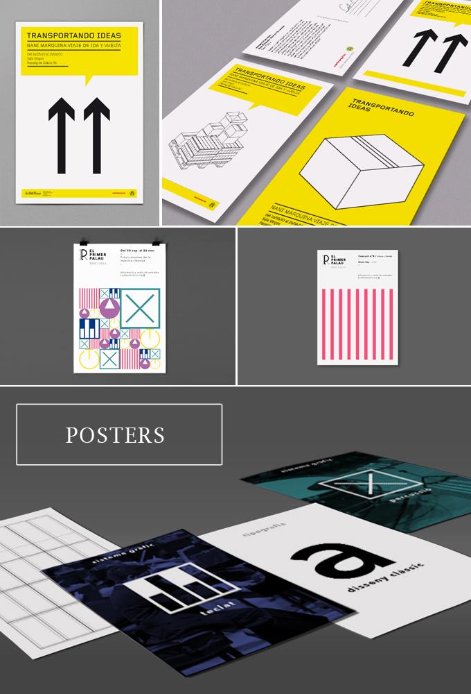 posters - Javier Jabalera