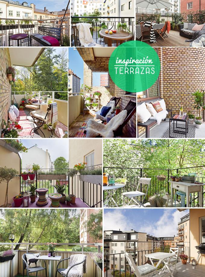Inspiraci n terrazas - Terrazas bonitas ...