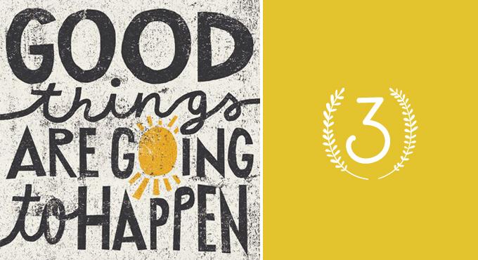 lunes bonitista - las cosas buenas están por venir