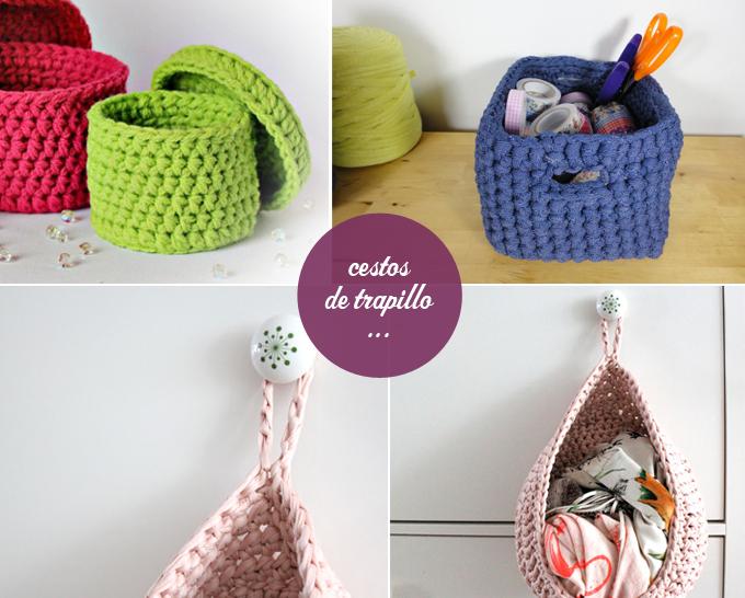 patrones de trapillo o crochet xxl