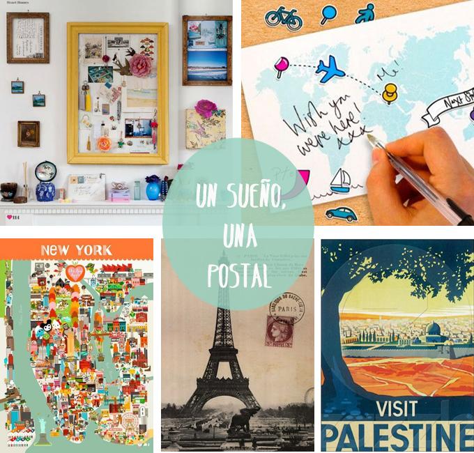 postales viaje