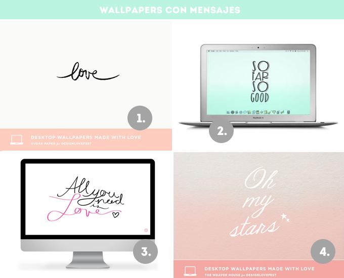 wallpapers con mensajes