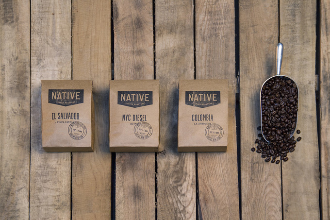 packaging cafe Native