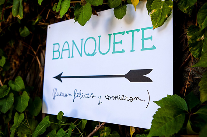 cartel banquete bonitista