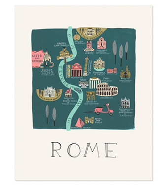 cartel roma