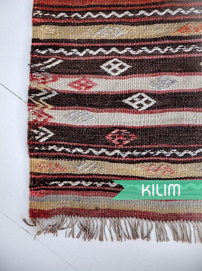 decoracion kilim
