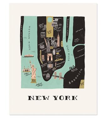 poster nueva york