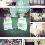 boda campestre avance