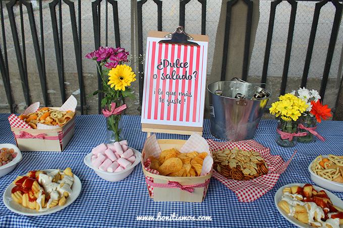 mesa picnictotal