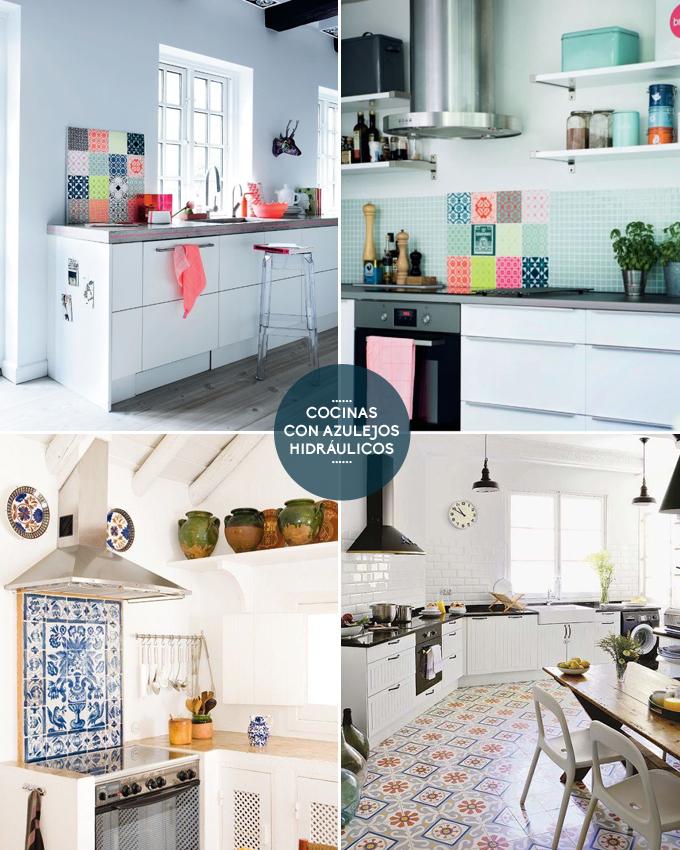 cocinas azulejos hidraulicos bonitismos