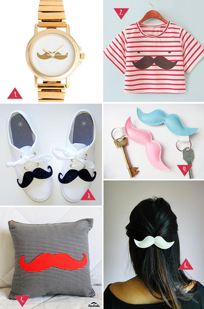 bigotes para movember